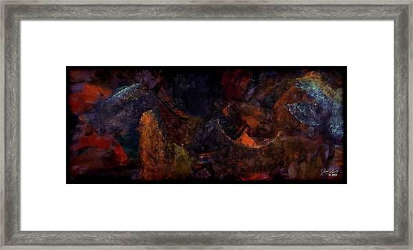Entangled Dreams Framed Print