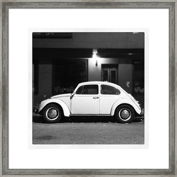 Escarablanco Framed Print