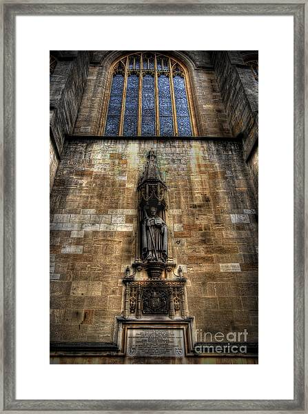 Eton College Chapel Framed Print