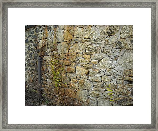 Excell Of Time Framed Print