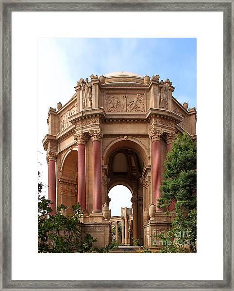 Exploratorium San Francisco Framed Print