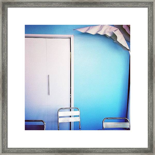 Exposure Of A Mediated Reality Framed Print