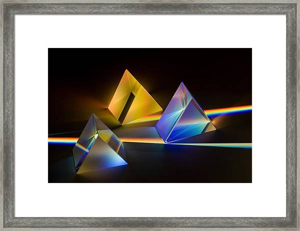 Fantastic Light 3 Framed Print