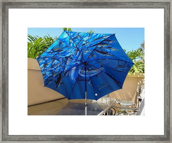 Fine Art Umbrella Framed Print