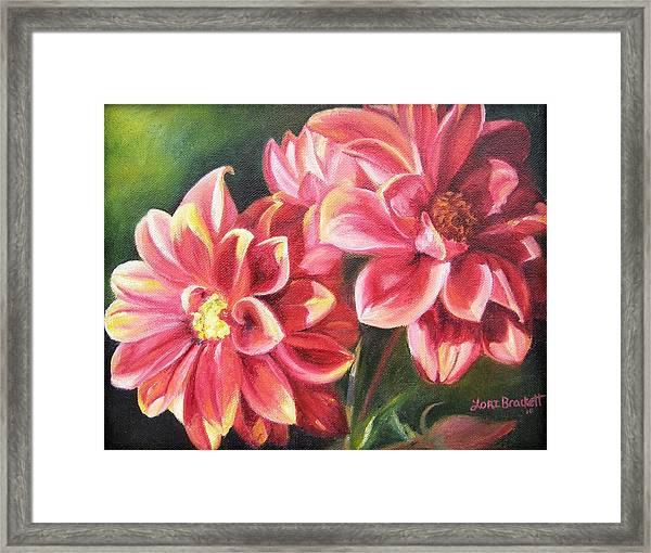 Flowers For Mom I Framed Print