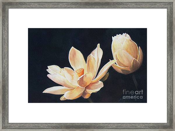 Follow The Sun  Sold  Print Available Framed Print