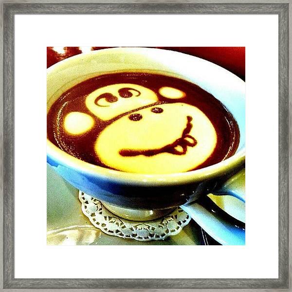 #food #drink #culliner #cool #travel Framed Print