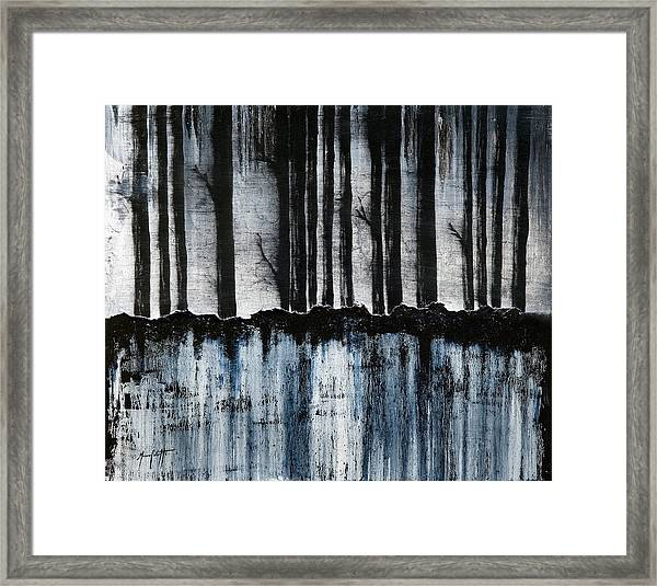 Forest 2 Framed Print