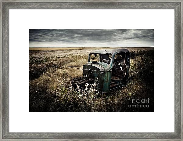 Forgotten Ford Framed Print