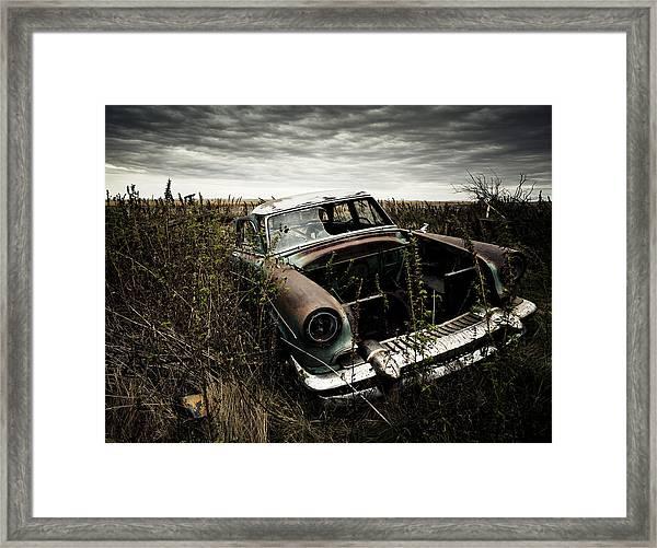 Forgotten Mercury Framed Print