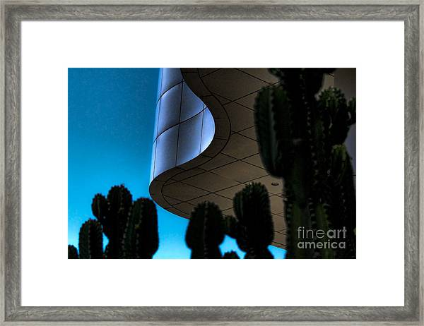 Getty Moods Framed Print