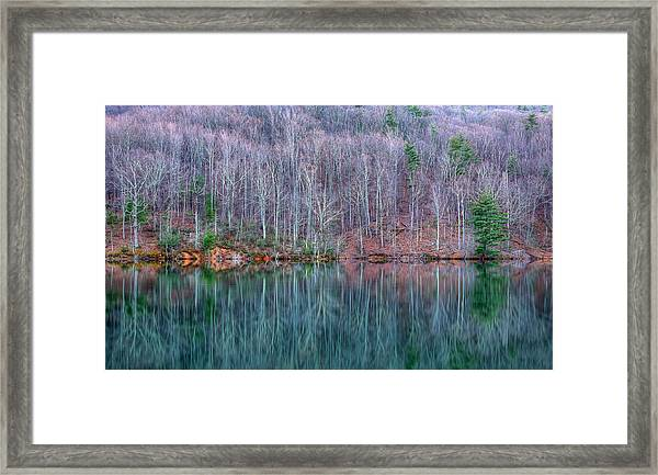 Ghosts Framed Print by JC Findley