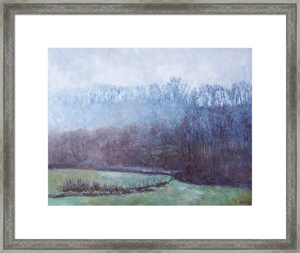 Good Afternoon Framed Print by Susan Moore
