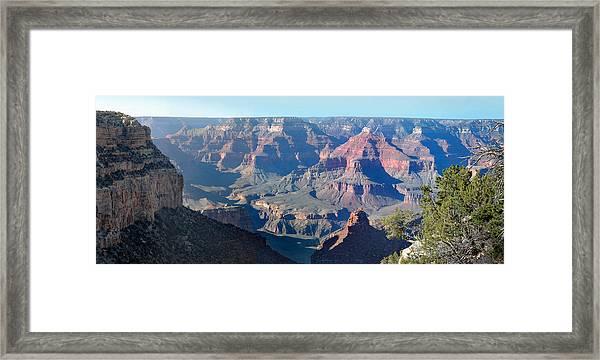 Grand Canyon - South Rim Framed Print