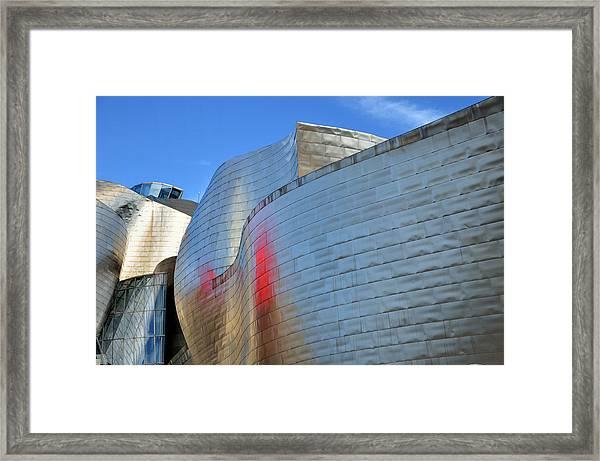 Guggenheim Museum Bilbao - 3 Framed Print