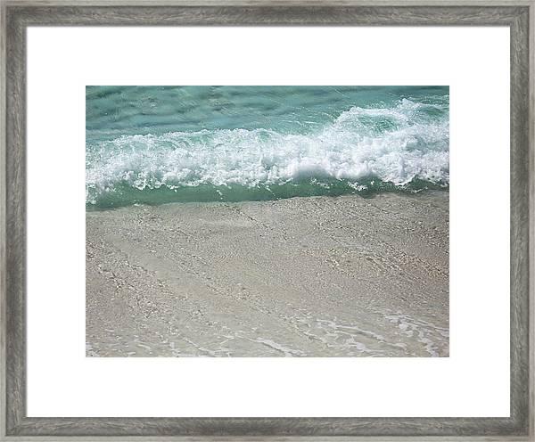 Gulf Coast Framed Print