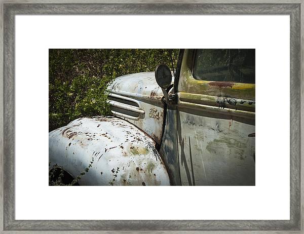 Hackberry Ford Framed Print