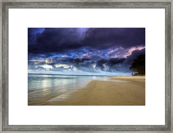 Halifax Sunset Framed Print
