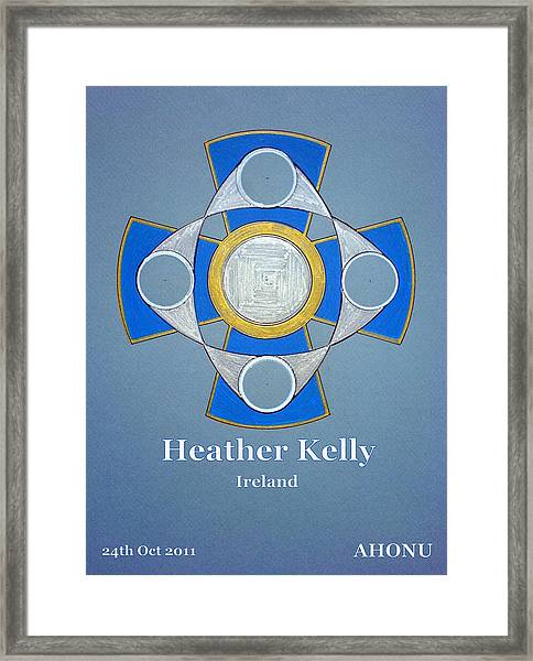 Heather Kelly Framed Print