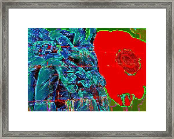 Heroes Framed Print