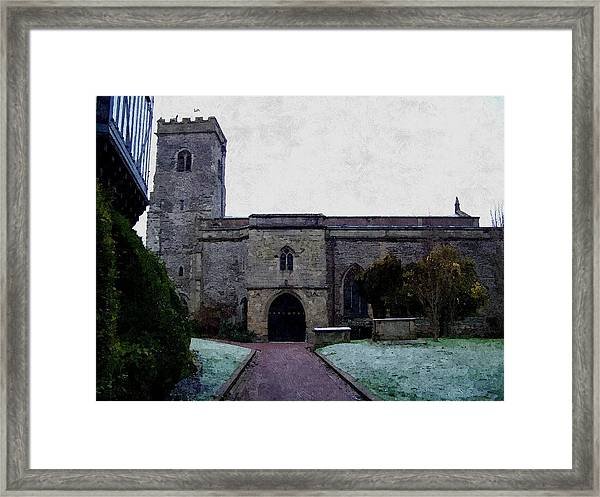 Holy Trinity Church Framed Print