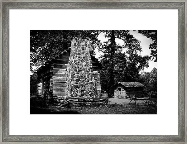 Homestead Framed Print