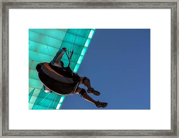 Icaro Framed Print