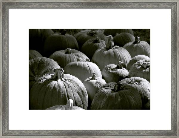 Imperfectly Beautiful Framed Print