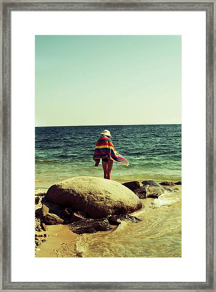 Intimate Moments Framed Print by Ivan Vukelic
