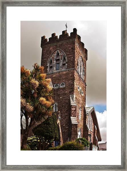 Irish Church Framed Print