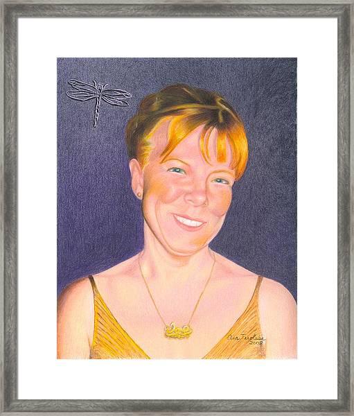 Jill Hammond Framed Print