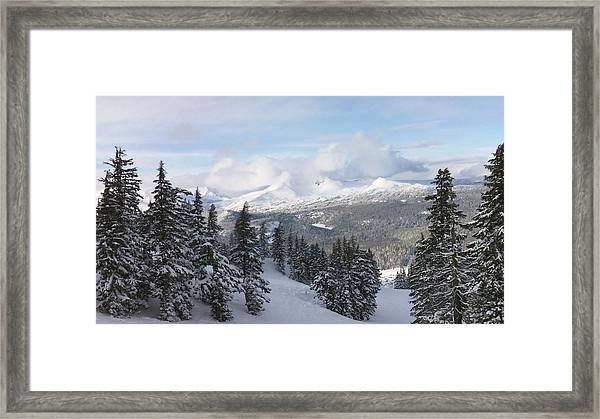 Joyful Day Framed Print