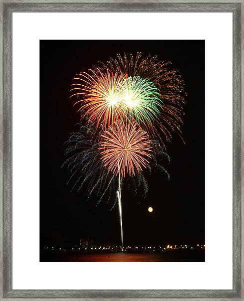 July 4 2012  5 Framed Print