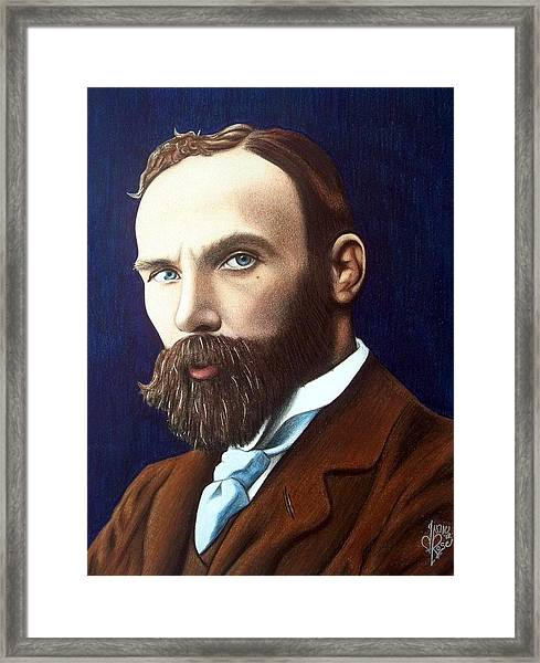 J.w. Waterhouse Framed Print
