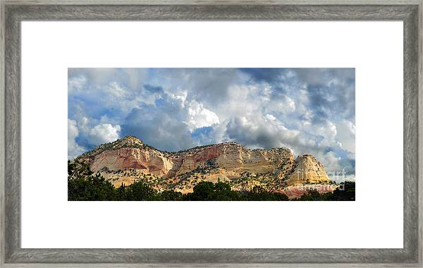 Kanab Utah Framed Print