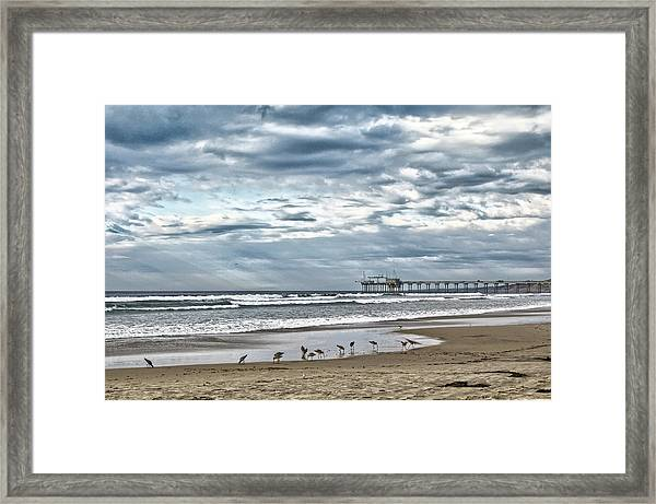 La Jolla Shores 2 Framed Print