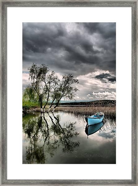 Lake - 1 Framed Print