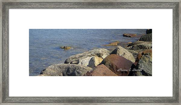 Landscapes L215 Framed Print