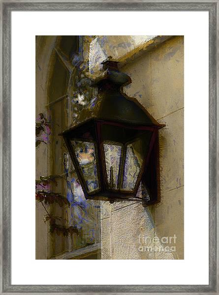 Lantern 11 Framed Print