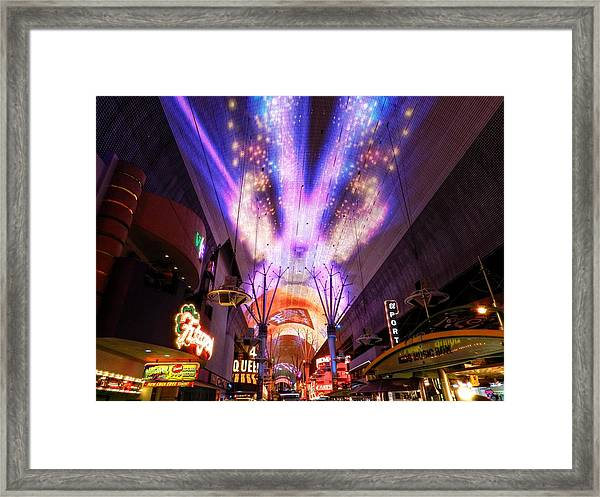 Las Vegas 062 Framed Print by Lance Vaughn