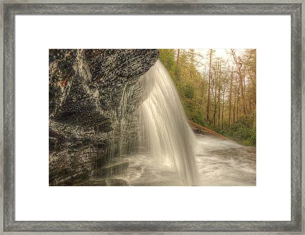 Light From Within Framed Print