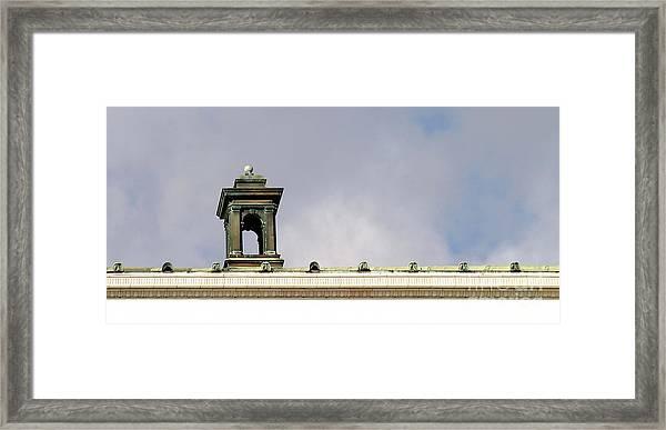 Little Tower Framed Print