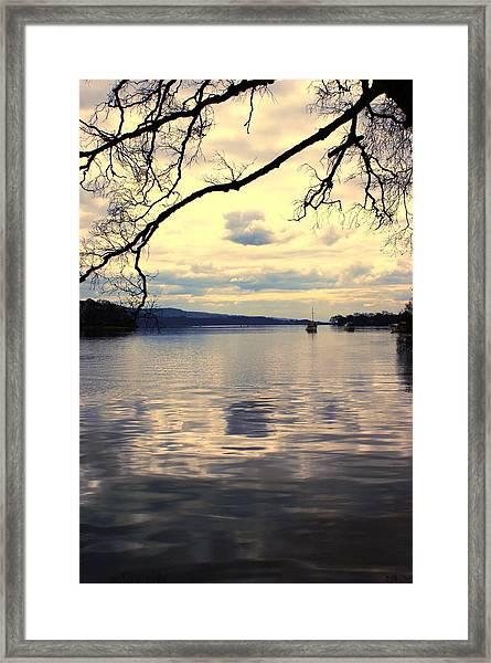 Loch Lommond Framed Print
