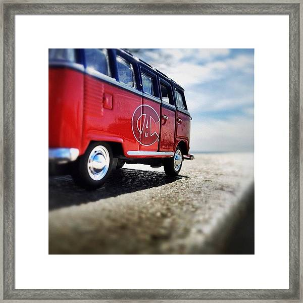Longue Route... Ch Style. #road_ri3 Framed Print