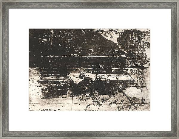 Lost Afternoon Framed Print by Jane Croteau