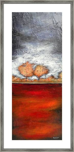 Maple's Gold 2 Framed Print by Eric Rabbers
