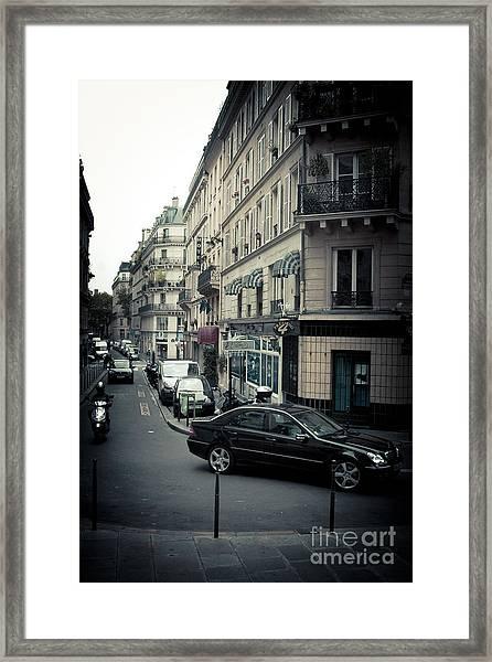Mardi Framed Print