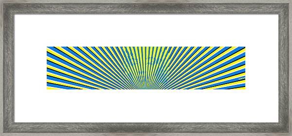 Marylin Revealed Framed Print