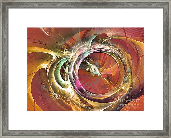 Maximum Performance Framed Print