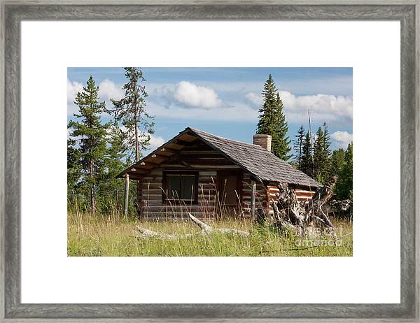 Mccarthy Homestead Framed Print